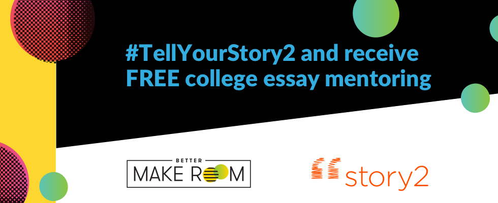 #TellYourStory2 | Telling Stories Unlocks a Bigger, Bolder Life