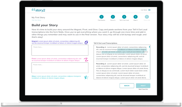 StoryBuilder App